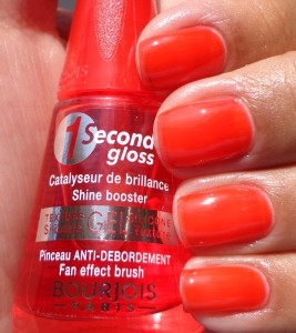 Bourjois Grenadine Tonic Swatch