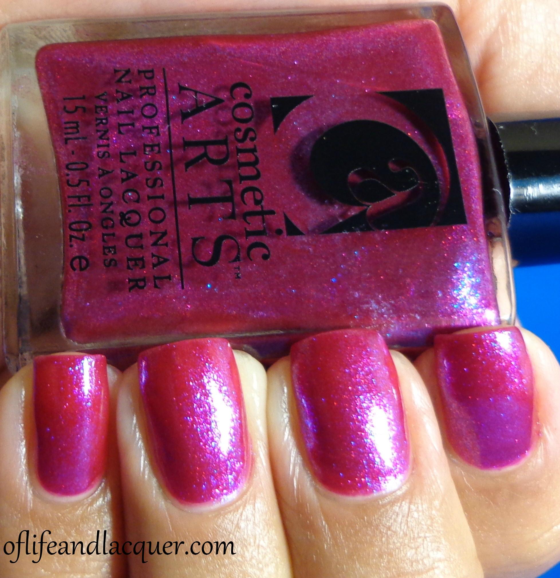 Cosmetic Arts Nail Polish