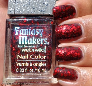 Wet N Wild Fantasy Makers Once Upon A Time Swatch