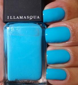 Illamasqua Serenity Swatch