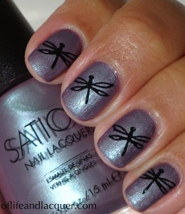 Miss Professional Nail Sation Gimme Jimi Swatch Stamping MASH 41
