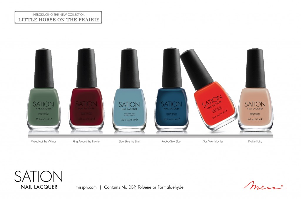 Sation Little Horse On The Prairie Collection Fall 2012 Promo Image