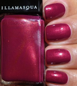Illamasqua Charisma Swatch