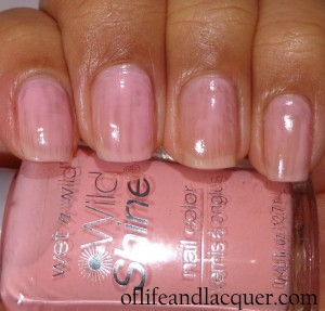 Wet N Wild Tickled Pink