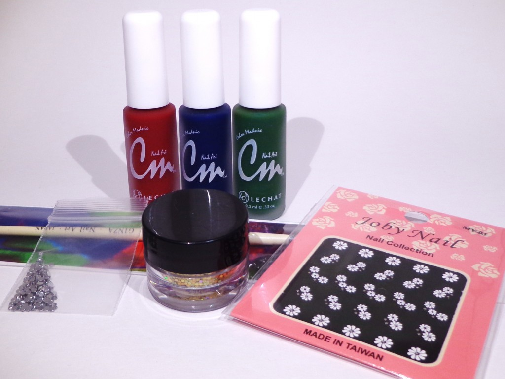 Nail Art Supplies Giveaway