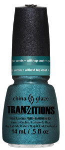 China Glaze Tranzitions Color Changing Collection