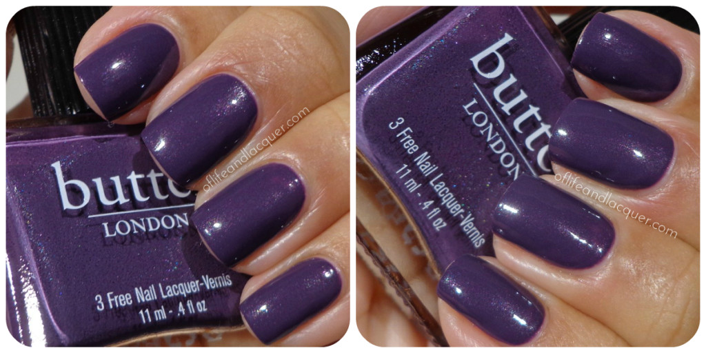 Butter London Marrow Collage