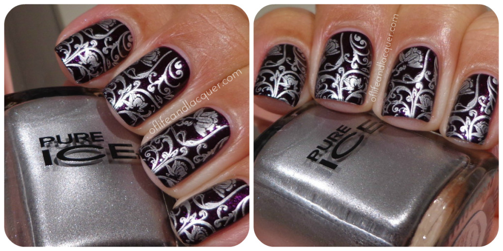 Julep Trina Pure Ice Silver Mercedes MASH 43