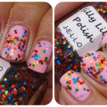 Silly Lily J-E-L-L-O Swatch
