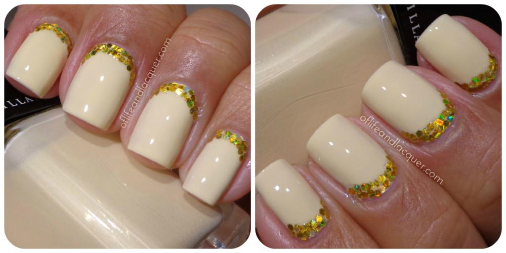 Illamasqua Load Gold Hex Glitter