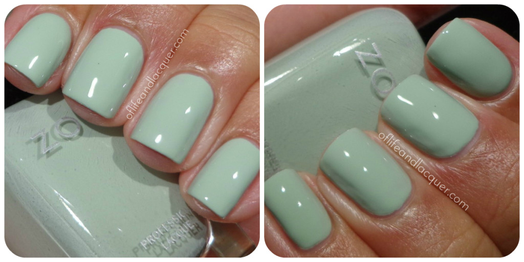 Zoya Neely Swatch