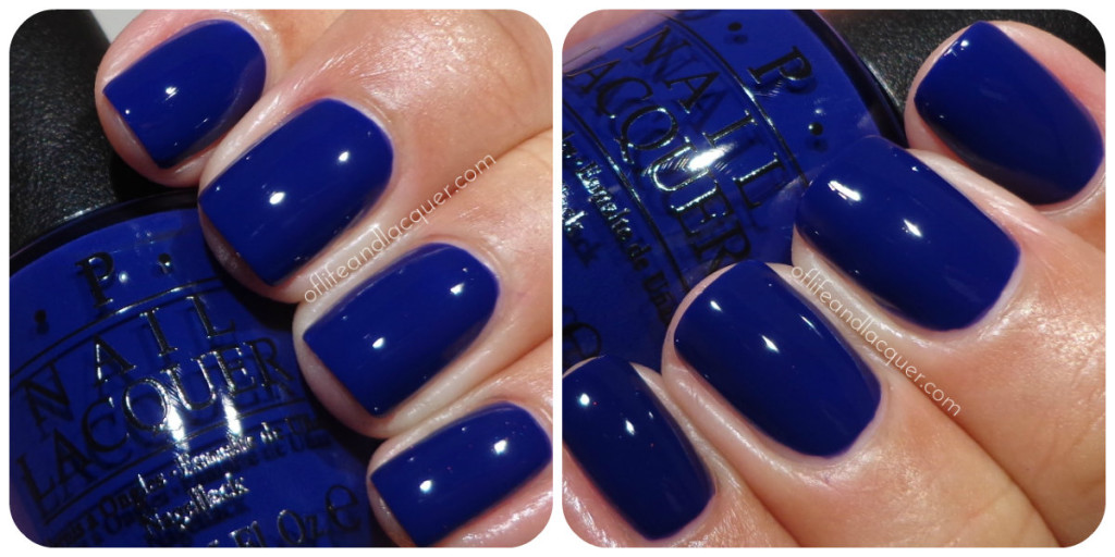 OPI OPI...Eurso Euro Swatch