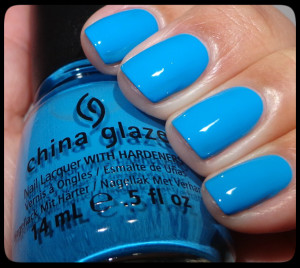 China Glaze Avant Garden Collection Part 1