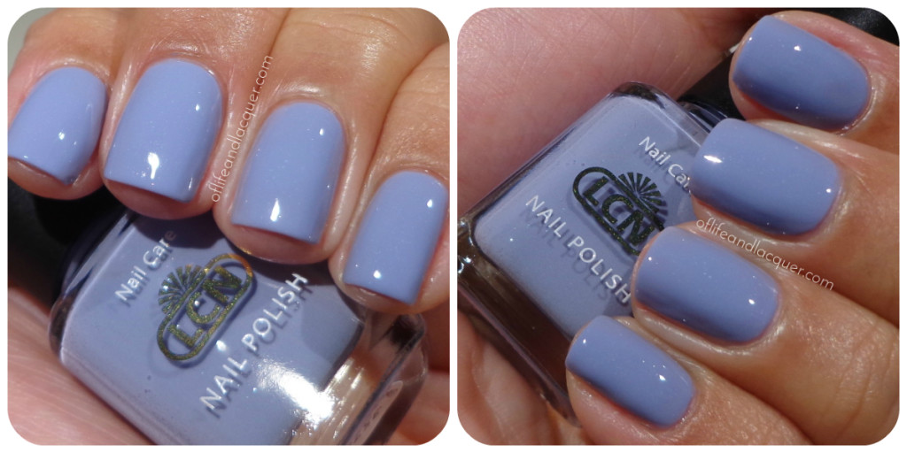 LCN Lilac Blossom Swatch
