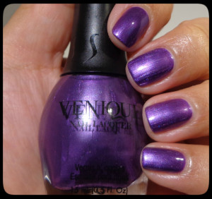 Venique Acting Is Living Swatch