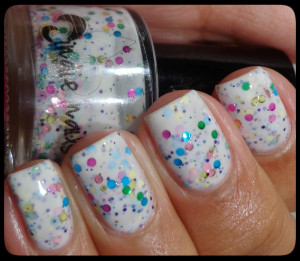 Jindie Nails Live Out Loud