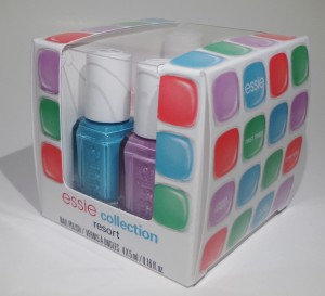 Essie Resort Collection For 2013 – Swatches & Giveaway