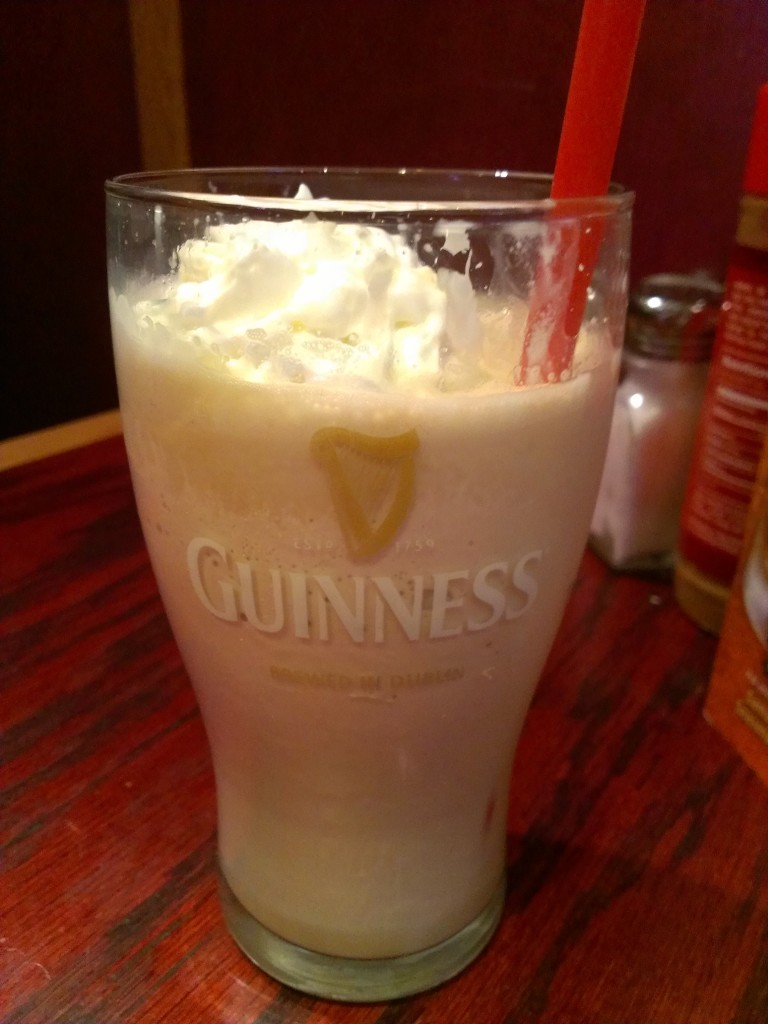 guinness shake
