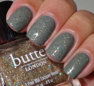 Butter London Tart With A Heart 1