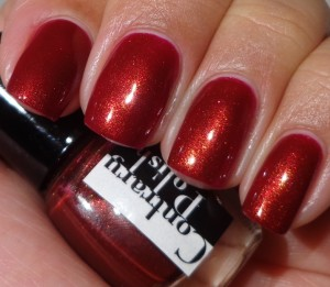 Contrary Polish Blood Orange 1