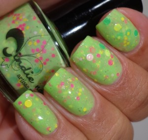 Jindie Nails Summer Chic Collection 2013