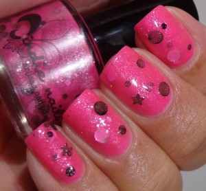 Jindie Nails Moon Walk & A Giveaway!