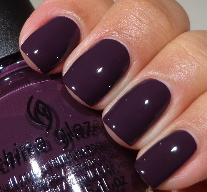 China Glaze Autumn Nights Collection - Cremes - Of Life ...