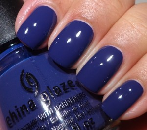 China Glaze Queen B 1