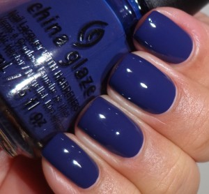 China Glaze Queen B 2