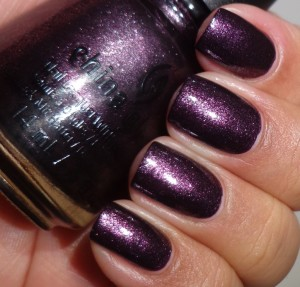 China Glaze Rendezvous With You 2