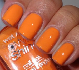 Wet N Wild The Clock Strikes Orange 1