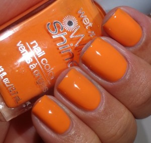 Wet N Wild The Clock Strikes Orange 2