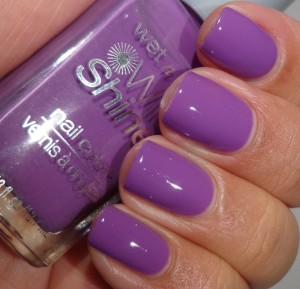 Wet N Wild Ultra Violet 2