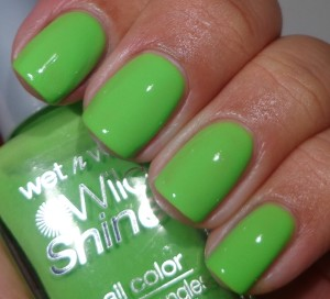 Wet n Wild Stand The Test Of Lime 1