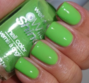 Wet n Wild Stand The Test Of Lime 2