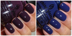China Glaze Autumn Nights Collection – Cremes
