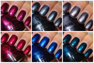 China Glaze Autumn Nights – Shimmers