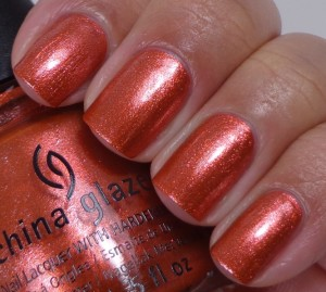 China Glaze Elfin' Around 1