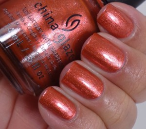 China Glaze Elfin' Around 2