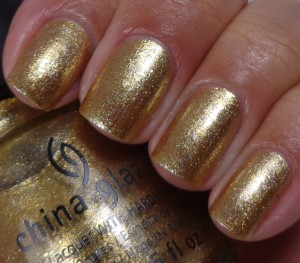China Glaze Mingle With Kringle 1