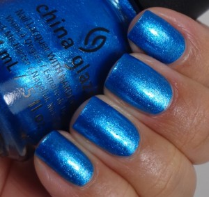 China Glaze So Blue Without You 2