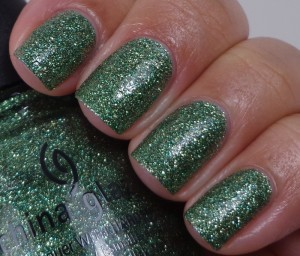 China Glaze This Is Tree-mendous 1