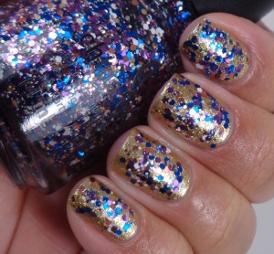 China Glaze Your Present Required over Mingle With Kringle 2