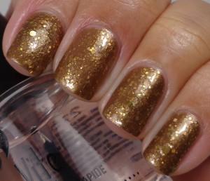 Hit Polish Bronzed Beauty 1