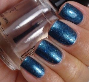 Hit Polish Teal Abyss 2