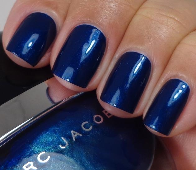Marc Jacobs Blue Velvet