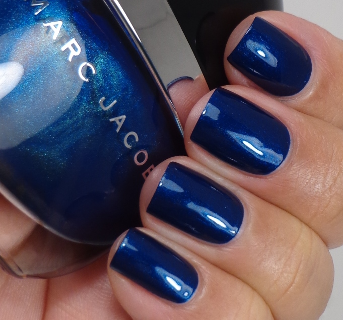 Marc Jacobs Blue Velvet Of Life And Lacquer