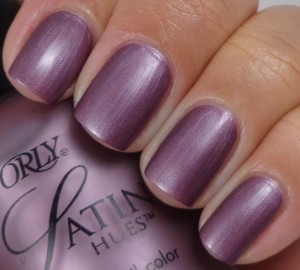 Orly Satin Hues Satin Luxury 1