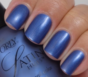 Orly Satin Hues Uniquely Satin 1