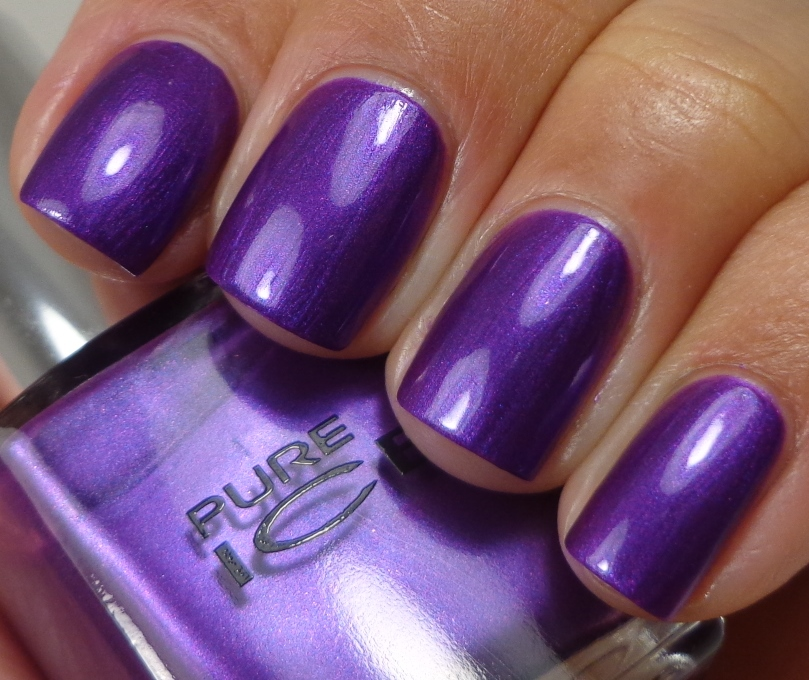 Pure Ice The Art Of Nail Noir Collection
